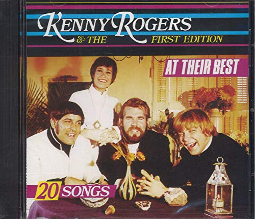 Kenny Rogers & The First Edition At Their Best