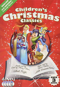 Children's Christmas Classics: 4 DVD Set