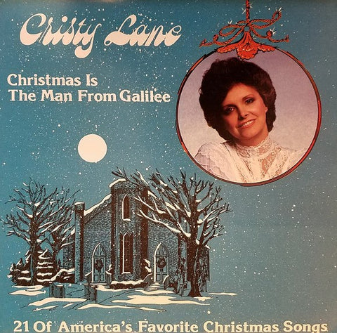 Christy Lane Christmas is the Man From Galilee
