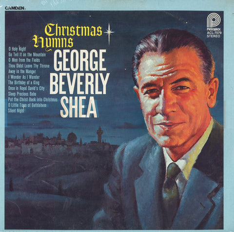 George Beverly Shea Christmas Hymns