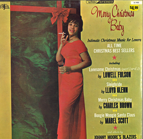 Various Artists Merry Christmas Baby: Intimate Christmas Music For Lovers
