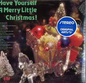 Various Artists Have Yourself A Merry Little Christmas