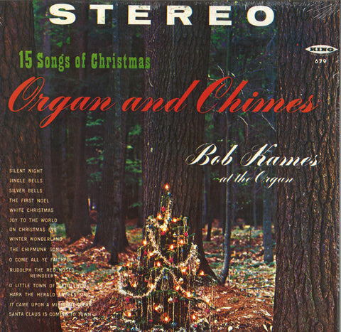 Bob Kames 15 Songs Of Christmas