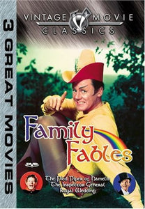 Family Fables: The Pied Piper of Hamelin / The Inspector General / Royal Wedding