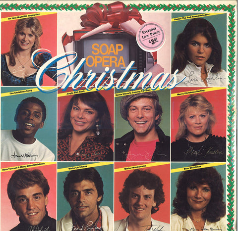 Various Artists Soap Opera Christmas
