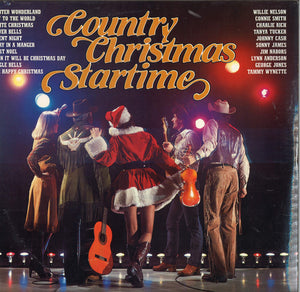 Various Artists Country Christmas Startime
