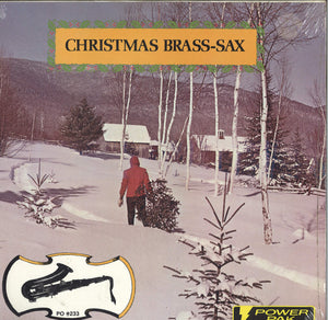 Various Artists Christmas Brass-Sax