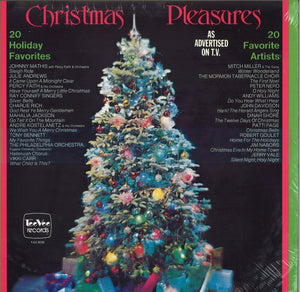 Various Artists Christmas Pleasures