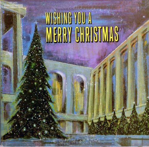 Various Artists Wishing You a Merry Christmas