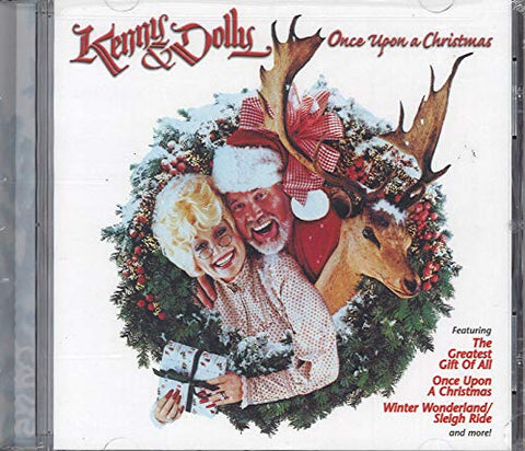 Kenny Rogers & Dolly Parton Once Upon A Christmas