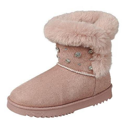 Annie12k Pink Kids Boot - Wholesale Fashion Shoes