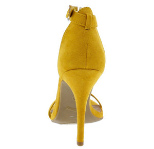 Girltalk11m Mustard Open Toe Ankle Strap Stiletto Heel - Wholesale Fashion Shoes ?id=11981846511681