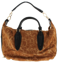 Load image into Gallery viewer, Aly248 Brown Women's Handbag