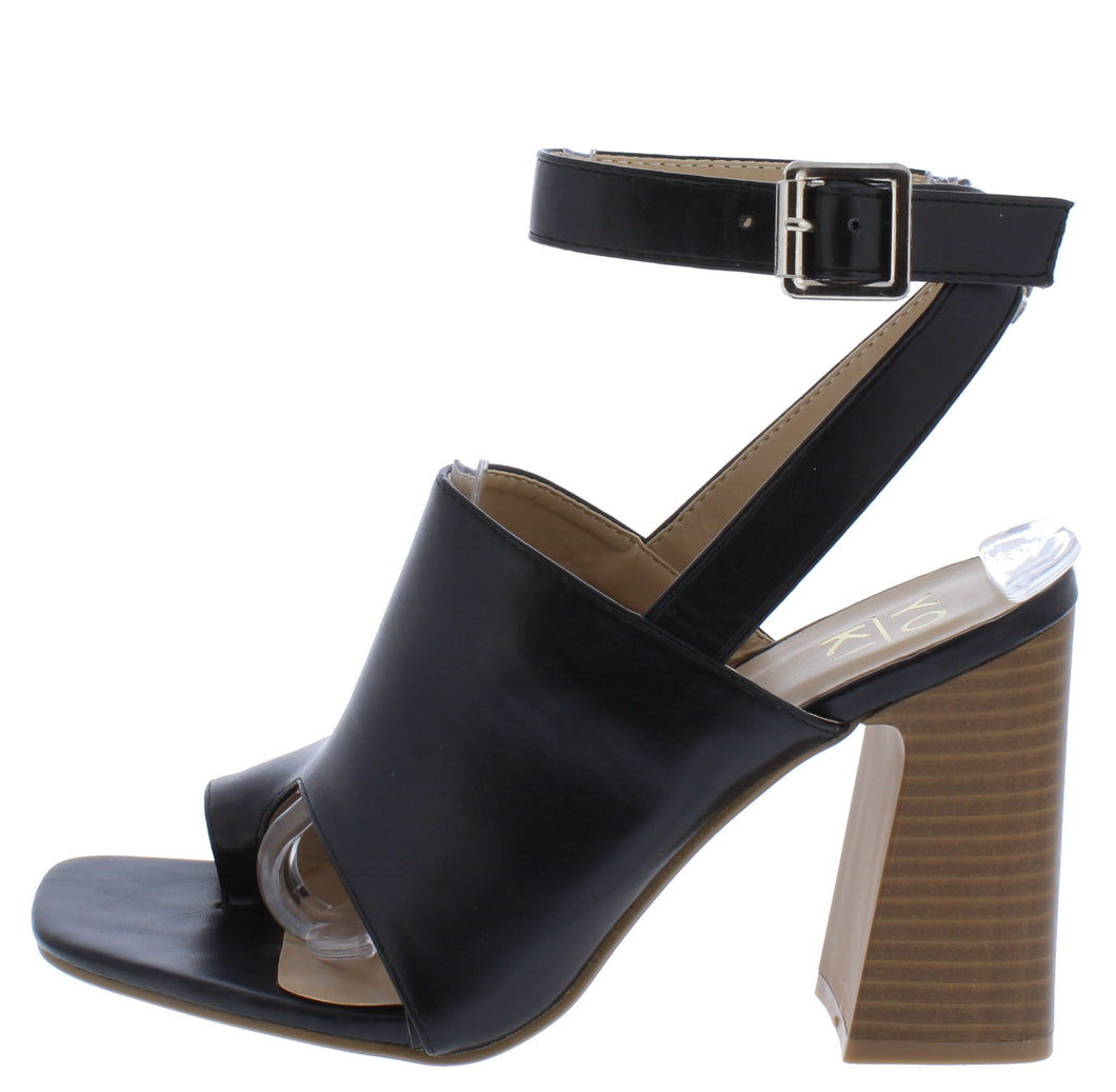 Lowela Black Women's Heel - Wholesale Fashion Shoes ?id=17099420041260