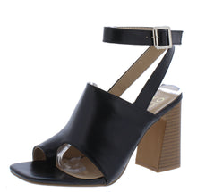 Load image into Gallery viewer, Lowela Black Women's Heel - Wholesale Fashion Shoes ?id=17099420008492