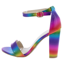 Load image into Gallery viewer, Mania70 Rainbow Women's Heel - Wholesale Fashion Shoes ?id=16841992831020