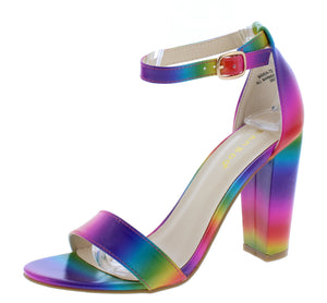 Mania70 Rainbow Women's Heel - Wholesale Fashion Shoes ?id=16841992863788