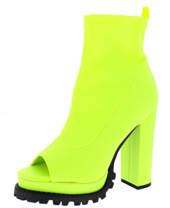 Naomi235 Yellow Women's Boot - Wholesale Fashion Shoes ?id=17135894167596