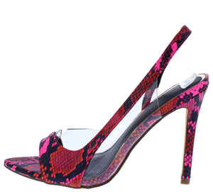 Diana077 Pink Multi Lucite Pointed Open Toe Slingback Heel - Wholesale Fashion Shoes ?id=15048206090284