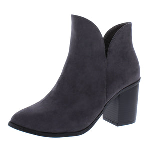 Blanca295 Charcoal Women's Boot - Wholesale Fashion Shoes ?id=17400218976300