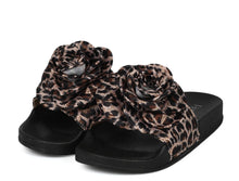 Load image into Gallery viewer, Sandy05 Leopard Rose Slide on Sandal - Wholesale Fashion Shoes ?id=1034022977549