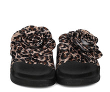 Load image into Gallery viewer, Sandy05 Leopard Rose Slide on Sandal - Wholesale Fashion Shoes ?id=1034023305229