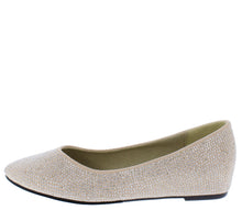 Load image into Gallery viewer, SF5328 Natural Women's Flat