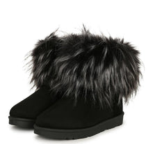 Load image into Gallery viewer, Snowball Black Women's Boot - Wholesale Fashion Shoes ?id=18141269229612