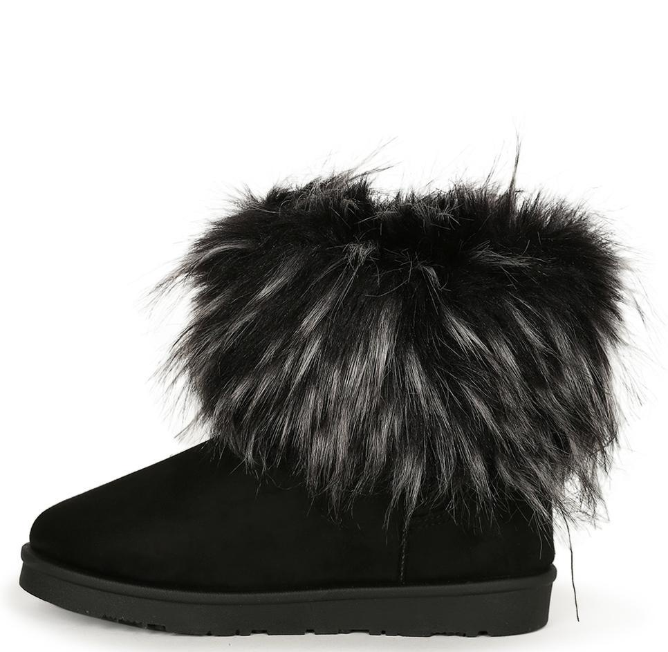 Snowball Black Women's Boot - Wholesale Fashion Shoes ?id=18141269000236