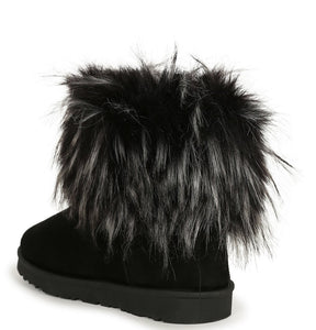 Snowball Black Women's Boot - Wholesale Fashion Shoes ?id=18141269262380