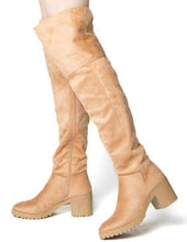Load image into Gallery viewer, Timothy16axx Toffee Suede Women's Boot - Wholesale Fashion Shoes ?id=17994781261868