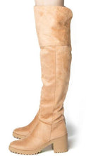 Load image into Gallery viewer, Timothy16axx Toffee Suede Women's Boot - Wholesale Fashion Shoes ?id=17994781196332