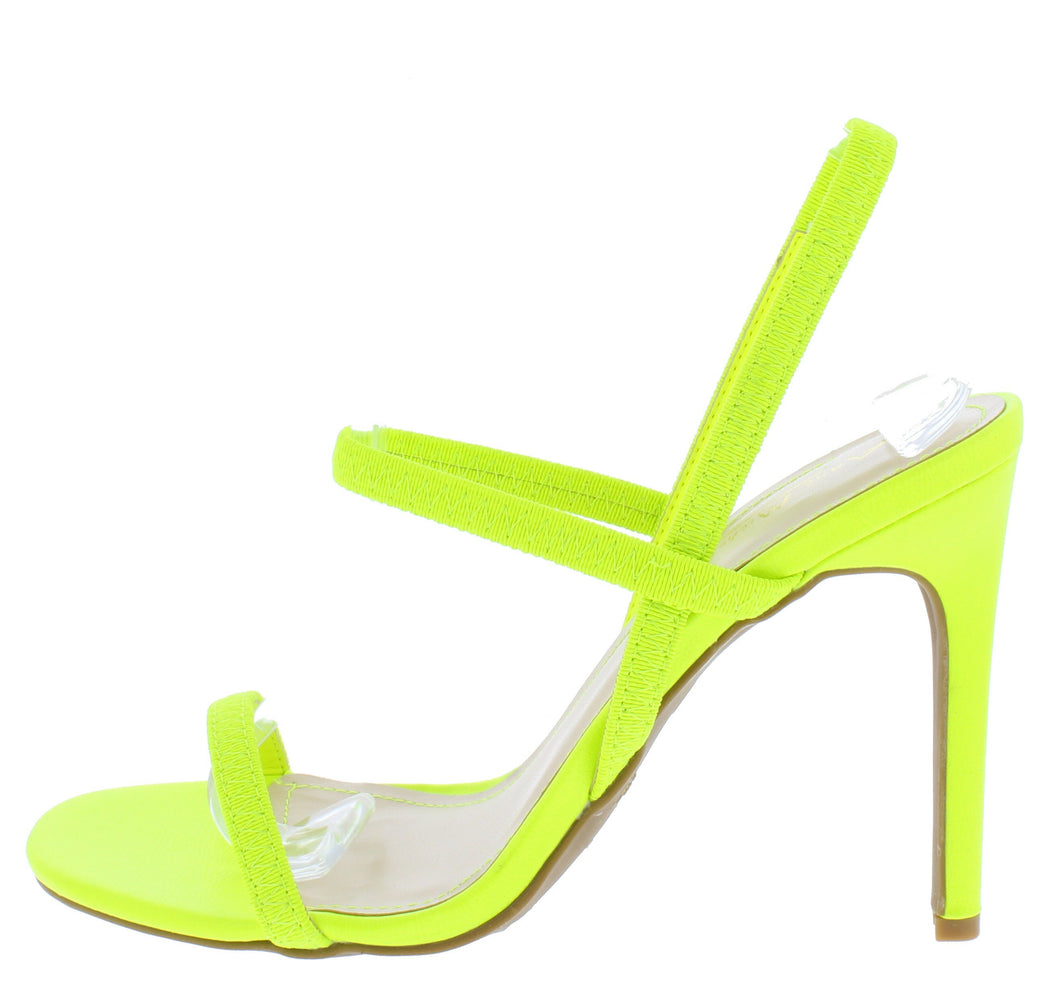 Timeless34 Yellow Women's Heel - Wholesale Fashion Shoes ?id=16872129789996