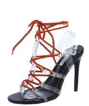 Load image into Gallery viewer, Tying Black Women's Heel - Wholesale Fashion Shoes ?id=16541759766572