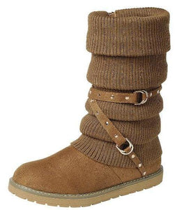 Warm60 Tan Women's Boot - Wholesale Fashion Shoes