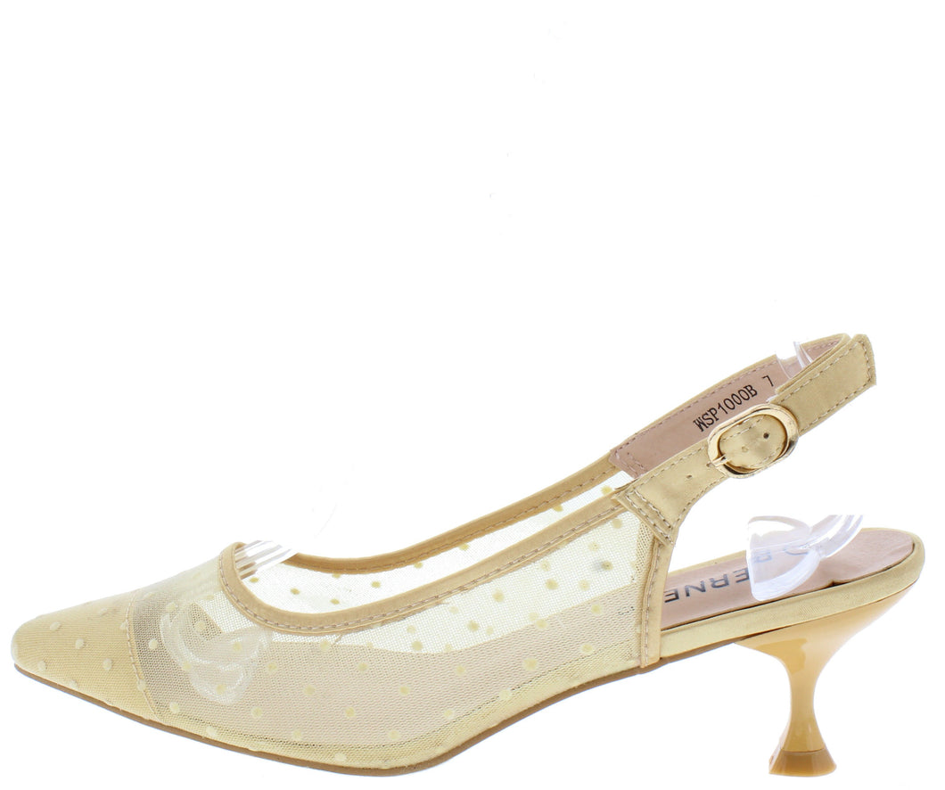 Kalila3 Beige Pointed Toe Slingback Kitten Heel - Wholesale Fashion Shoes ?id=17190060884012