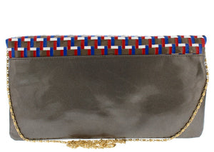 Kinsley075 Dark Sand Women's Clutch Handbag
