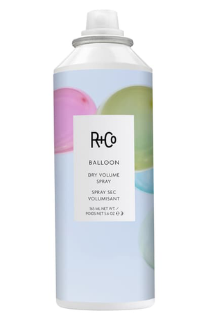 R & Co. Balloon Dry Volume Spray