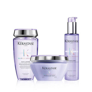 Kerastase Blond Absolu Hair Care Set