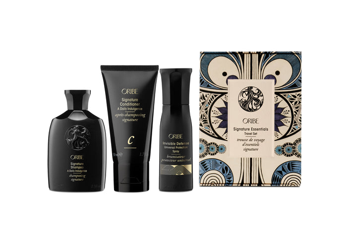 Oribe Holiday Signature Essentials Travel Set