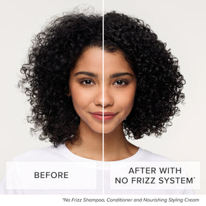 No Frizz Shampoo 8oz
