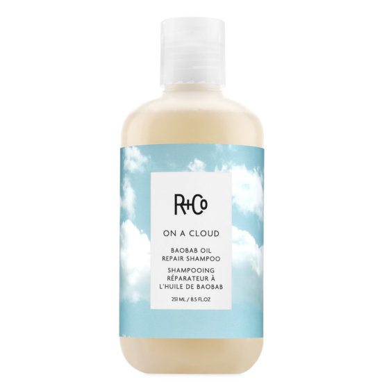 R + Co. On a Cloud Baobab Oil Repair Shampoo