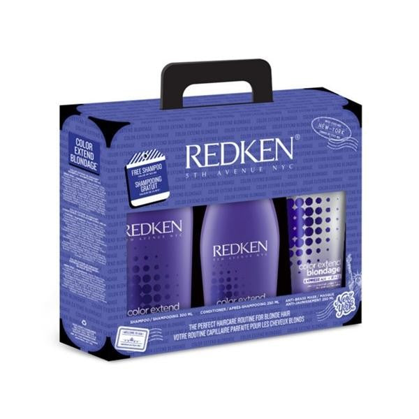 Redken Color Extend Blondage Holiday Pack