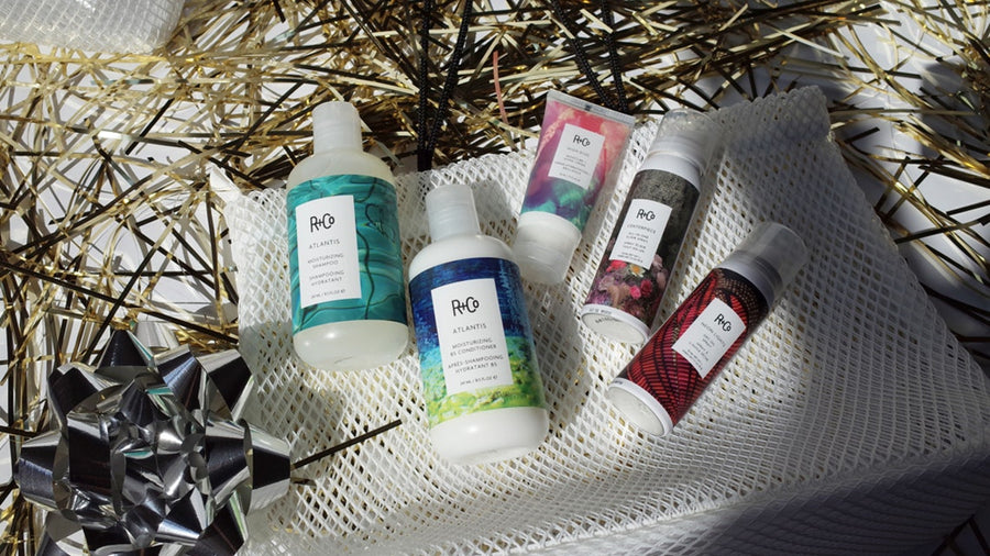 R+Co Submarine Hydration Holiday Set