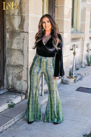 Hope Sequin Pants