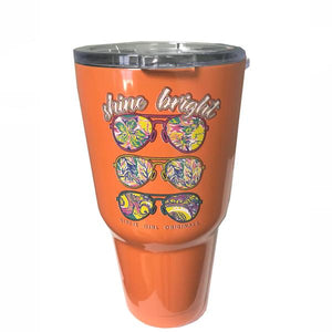 Shine Bright Stainless Tumbler
