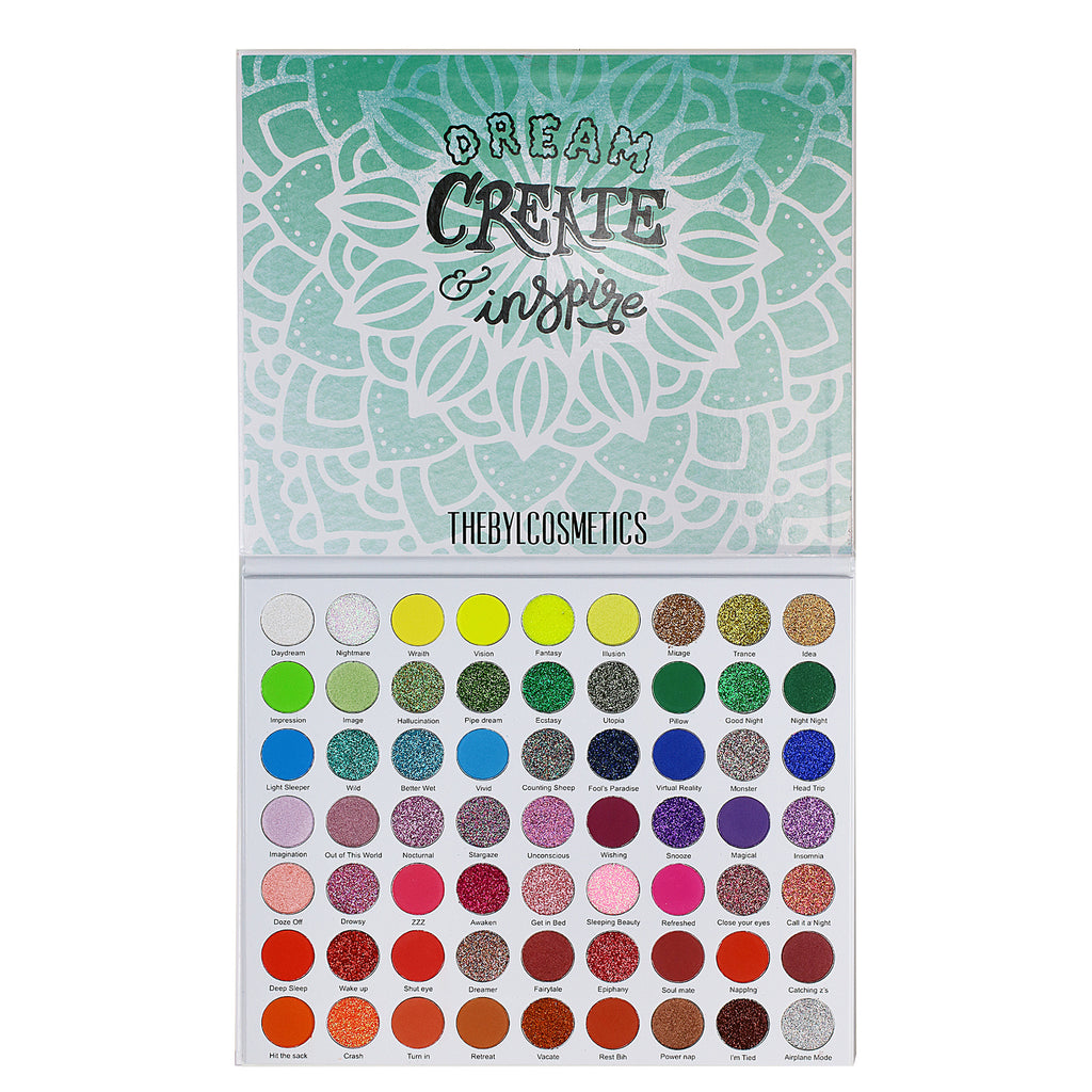 LIMITED EDITION DREAMBOOK PALETTE