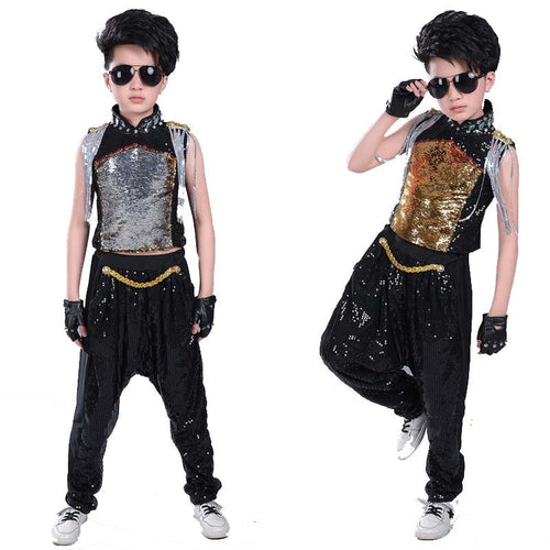 Needs 2 Dance | Sequin Dance Costume