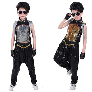 Sequin Dance Costume