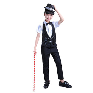Boy Jazz Dance Costume